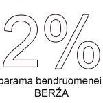 2procentai